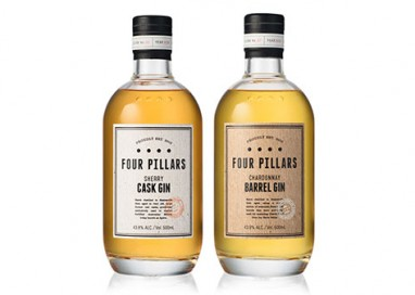 Win a Bottle of Newly-Released Four Pillars Barrel Aged Gin