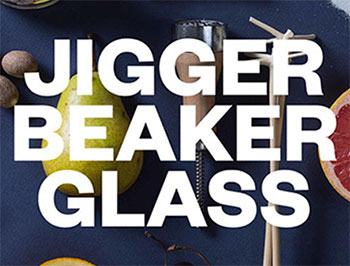 BarLifeUK News - Bacardi Jigger Beaker Glass Education Roadshow 2018-19 Dates