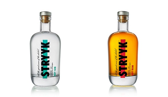 Stryyk Jumps on the Seedlip Bandwagon with Zero Proof Distillates