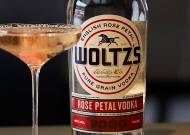 Tony Conigliaro to Launch Woltz's Rose Petal Vodka
