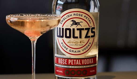 Tony Conigliaro to Launch Woltz's Rose Petal Vodka