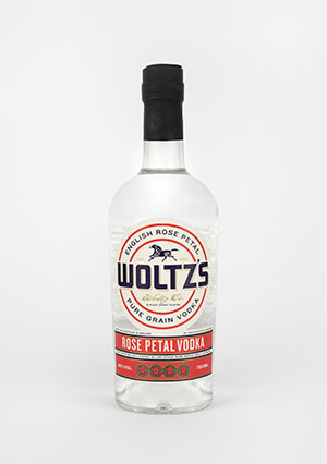 BarLifeUK News - Tony Conigliaro to Launch Woltz's Rose Petal Vodka
