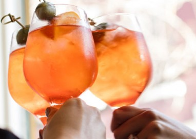 NYC's Dante Autumn Aperitivo Pop-Up at Quaglino's