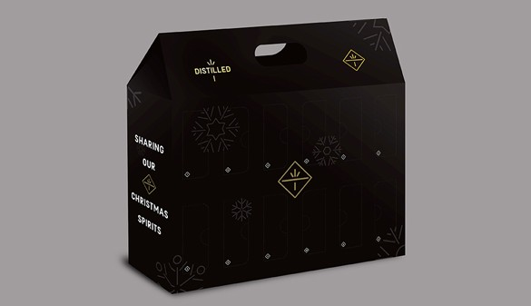 Win 1 of 15 Distilled Spirituous Advent Calendars