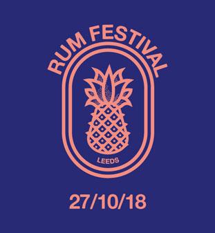 BarLifeUK News - Leeds Rum Festival Returns for 2018