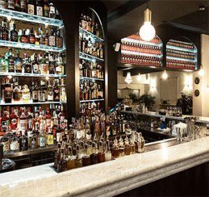 BarLifeUK News - Matteo Zed Opens Rome Amaro Bar 'Il Marchese'