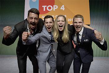 The World Class 2018 Final Four