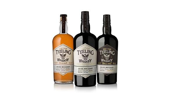 Maverick Drinks to Distribute Teeling Irish Whiskey