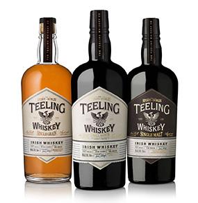 BarLifeUK News - Maverick Drinks to Distribute Teeling Irish Whiskey