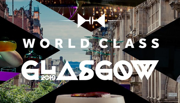 Diageo Reserve Announce Glasgow is to Host 2019 World Class Finals